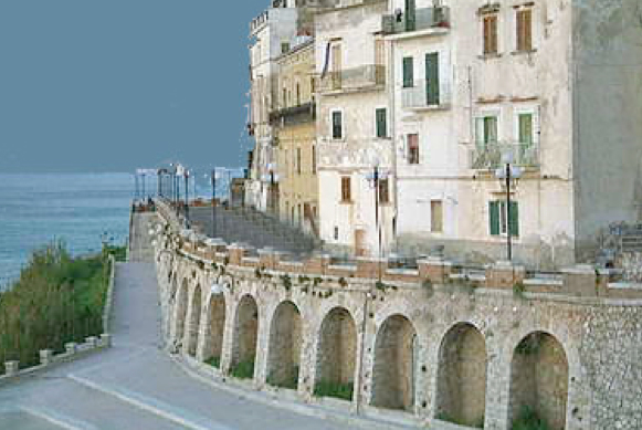 Centro storico Rodi Garganico